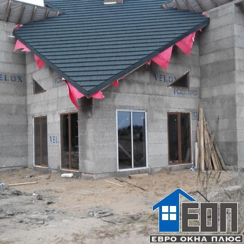 патио, окна и двери в дом